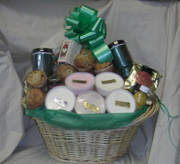 "<font color=""#FFFFFF"">f</font>The Works Bagel Basket/Tin"
